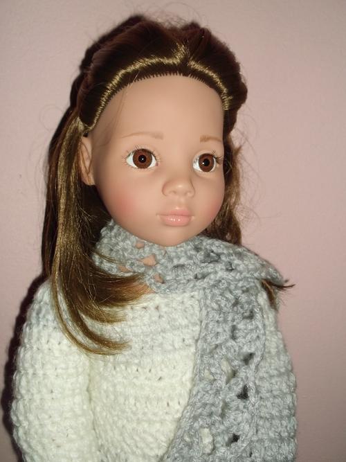 La tenue d'Isabelle