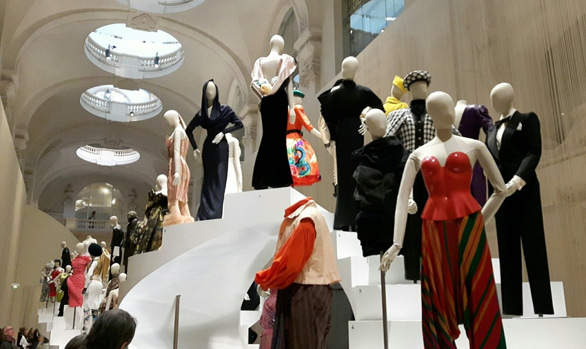 Petite visite au musée des arts décoratifs de la ville de Paris suite