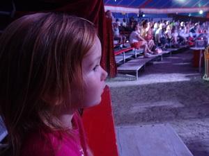 Un après-midi au cirque Pinder