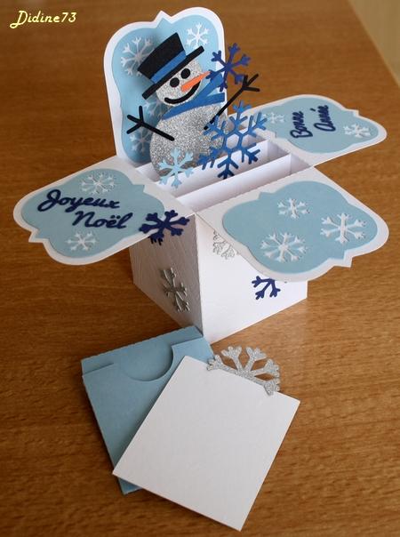 SAL cartes de voeux, étiquettes cadeaux ou bricoles de Noël (M-2) - 6