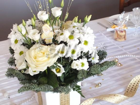 Art de la table - Blanc, or #07