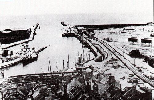 Un port toujours plus grand