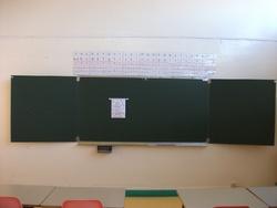 Bienvenue dans ma classe !