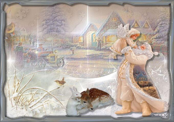 Mes Créations Hiver et Noël Pour Vous Série 18