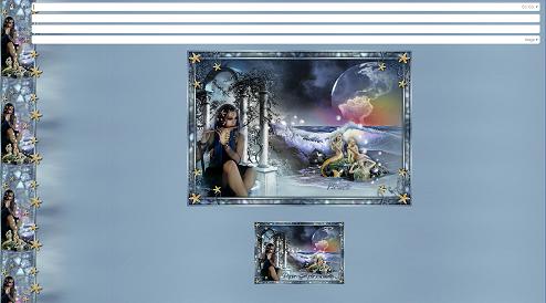 Papier Fantasy Sirène 01