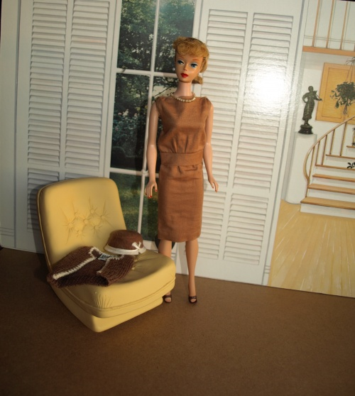 Barbie vintage : Sorority Meeting