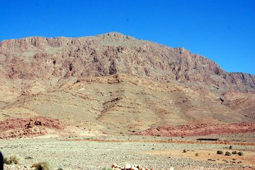Des passages désertiques aux couleurs chatoyantes