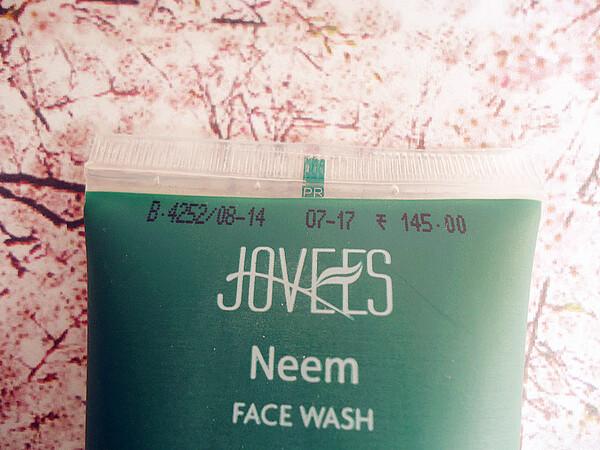 Le nettoyant au Neem de Jovees, mon nouveau Saint-Graal ?!