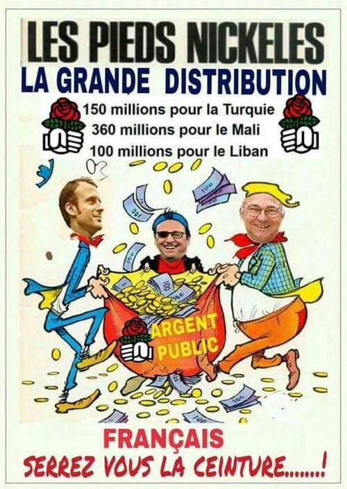 L'état dépensier, Macron n'est pas satisfait, le traité USA-Europe, etc..ce sont les infos du lundi.