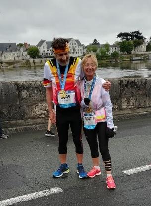 Le Marathon de la Loire - Saumur - Dimanche 29 avril 2018