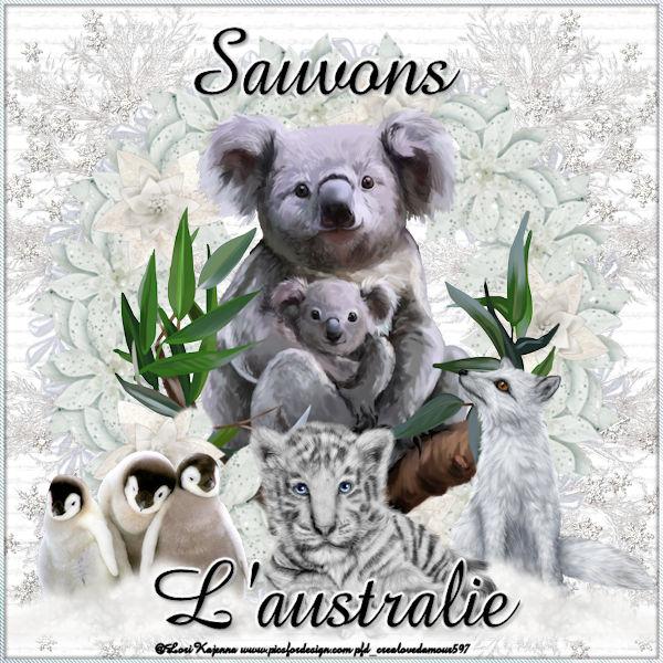 sauvons l'australie