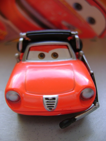 GIUSEPPE MOTOROSI (Cars 2)