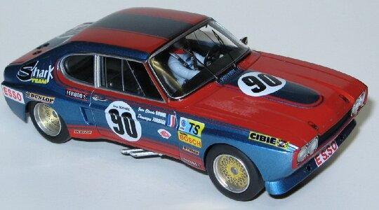 Ford Capri (1972-1975)