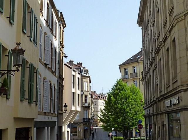 Roche Bobois rue de la Petite Boucherie Metz 9 Marc de Metz