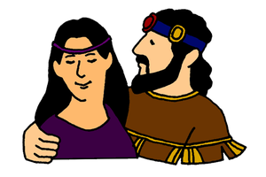 9_Davids Sin avec Bathsheba