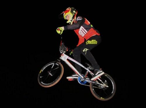 entrainement BMX Mandeure 26 octobre 2017