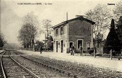 CLINCHAMPS-SUR-ORNE (rive droite)
