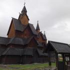 Norvège7 - Eglise en bois debout ( Lutheranisme)