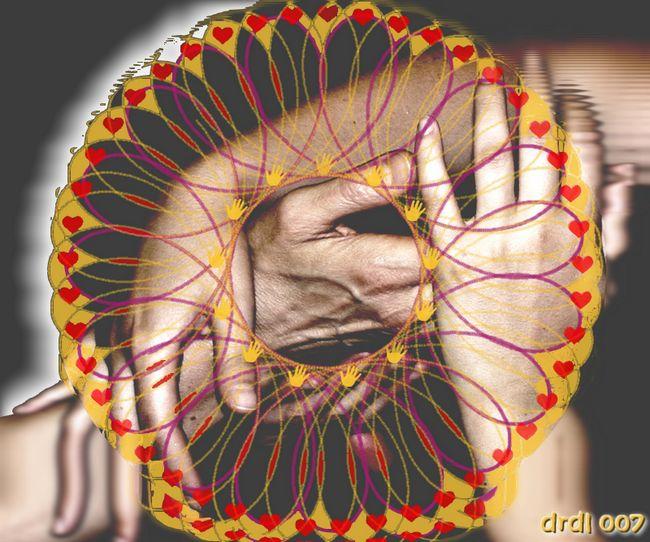 Mandala mains