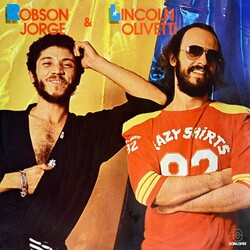 Robson Jorge & Lincoln Olivetti - Same - Complete LP