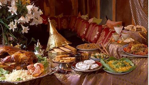 Al-walîma est le repas de mariage