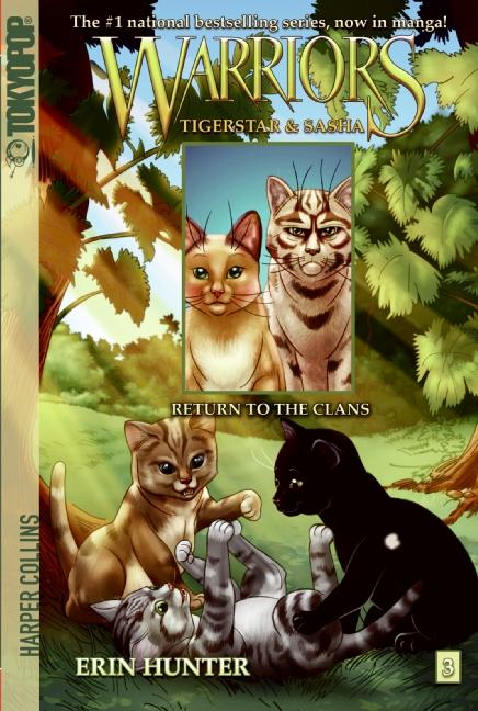 """Tigerstar & Sacha #3 """"Retour dans les Clans"""""""