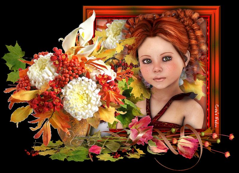 *** Bouquet d'automne ***