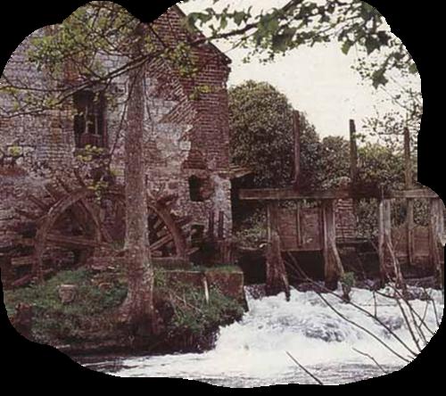 Moulins à vent où à eau 1
