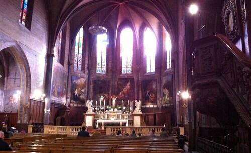 Ménage de l'église Saint-Jacques