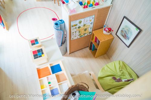 Travail Montessori