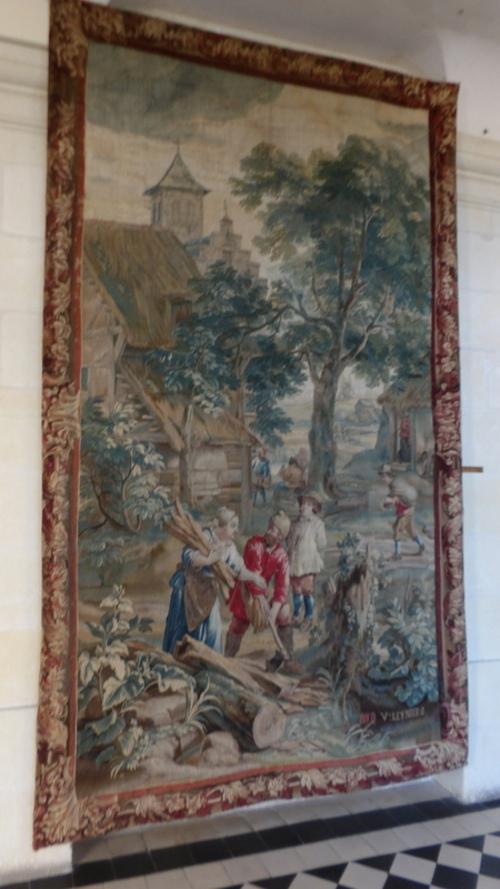 Le château d'Ussé ( 3 )
