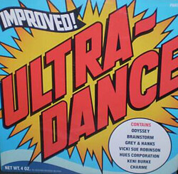 V.A. - Ultra Dance - Complete LP