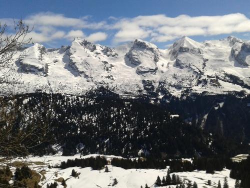 Grand Bornand - 9 avril 2012