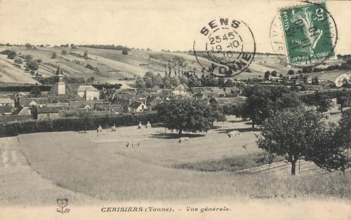 Famille Pierret, Cerisiers, Champlost (89)