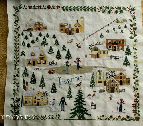 Villages d'enfance, Hiver 6