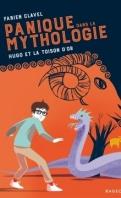 Chronique Panique dans la mythologie : Hugo et la Toison d'Or de Fabien Clavel