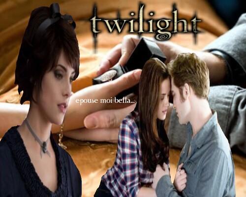 fond d'écran twilight