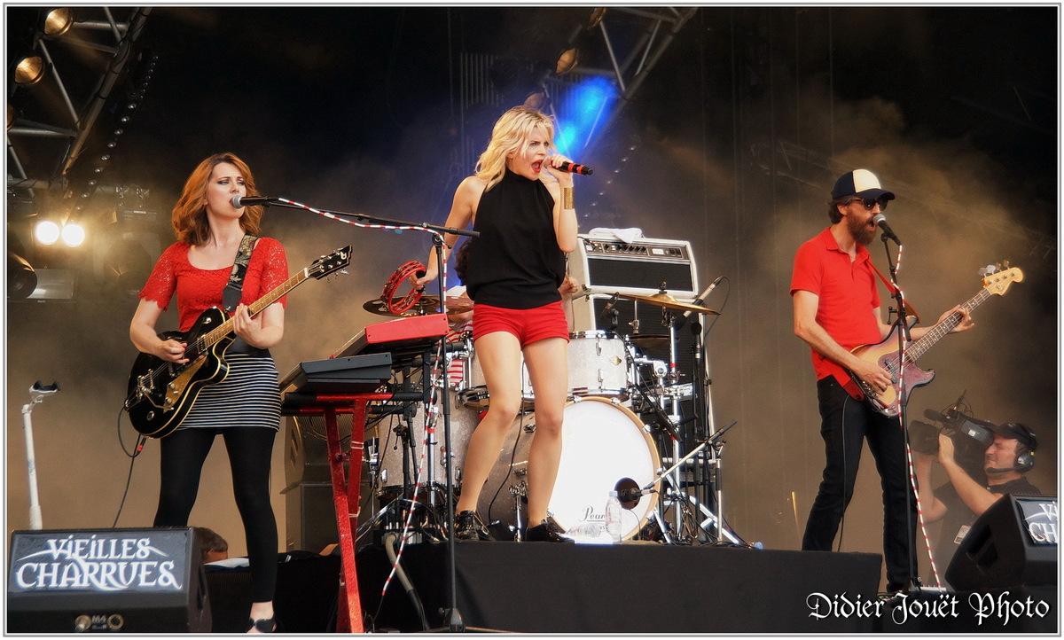 HollySiz (1) - Festival des Vieilles Charrues 2014