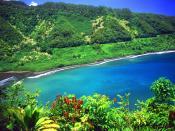 Hawaii Ewen et Mélissa