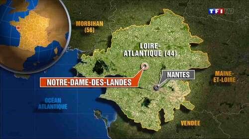 Occupation du sol à Notre Dames-des-Landes