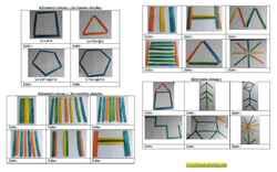 """Suivi GS """"les bâtonnets de couleurs (niveaux 1, 2, 3)"""""""