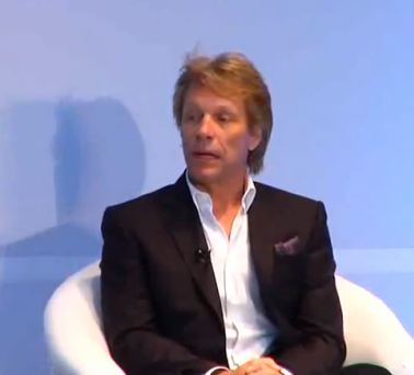 Jon Bon Jovi: Leveraging Fame As A Force For Good
