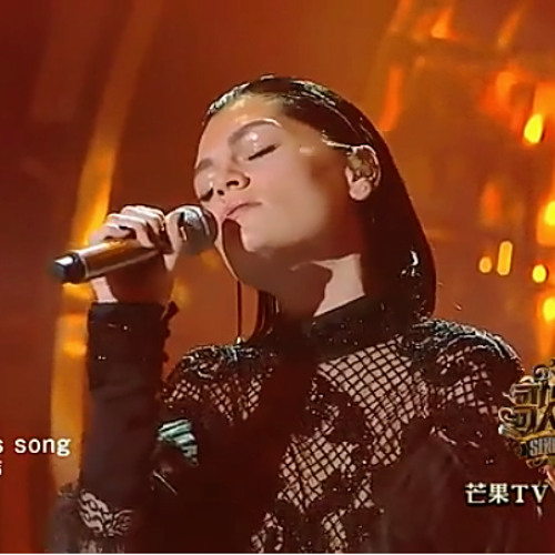 JESSIE J - Killing Me Softly (The Voice, China, 2018)  (Spectacles musicaux)