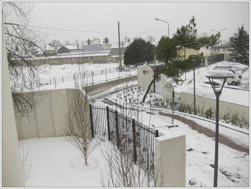 Il neige toujours !!!