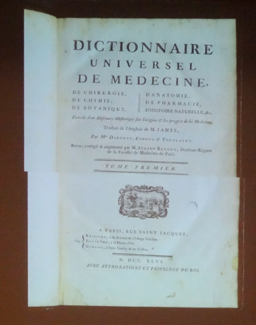 """""""Diderot : l'encyclopédiste"""" une conférence de l'Association Culturelle Châtillonnaise"""