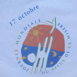 Logo de l'Association  ATD Quart Monde