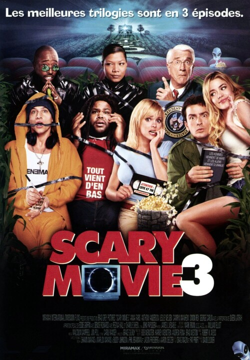 SCARY MOVIE 3 BOX OFFICE FRANCE 2003