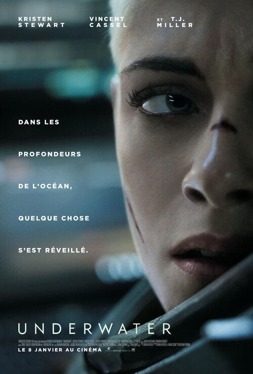 "Bonsoir a l'honneur : "" Underwater """