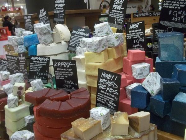 Le soap !!