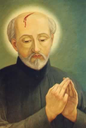 Saint René Goupil sj 19 octobre en France | Jésuites